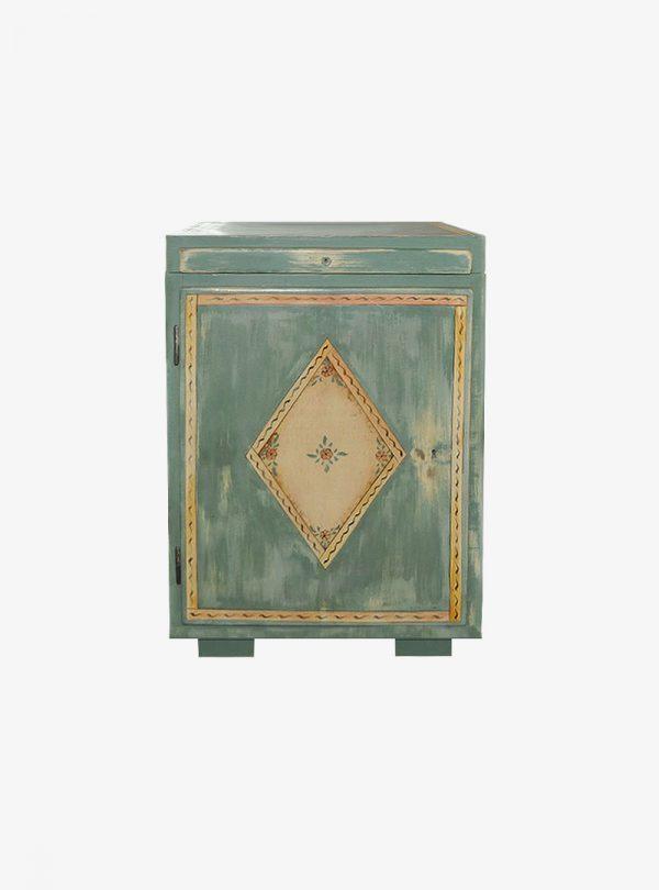 Antik Kézzel festett mosdó