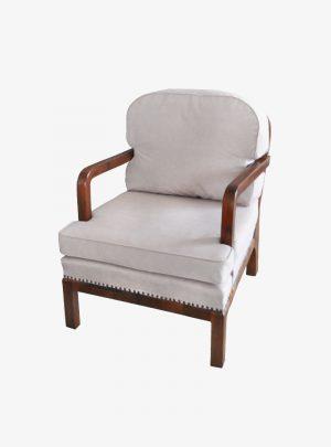 Francia Art deco fotel