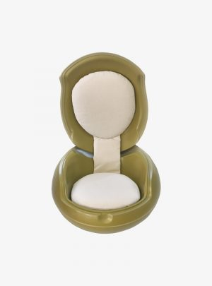 Kerti tojás fotel