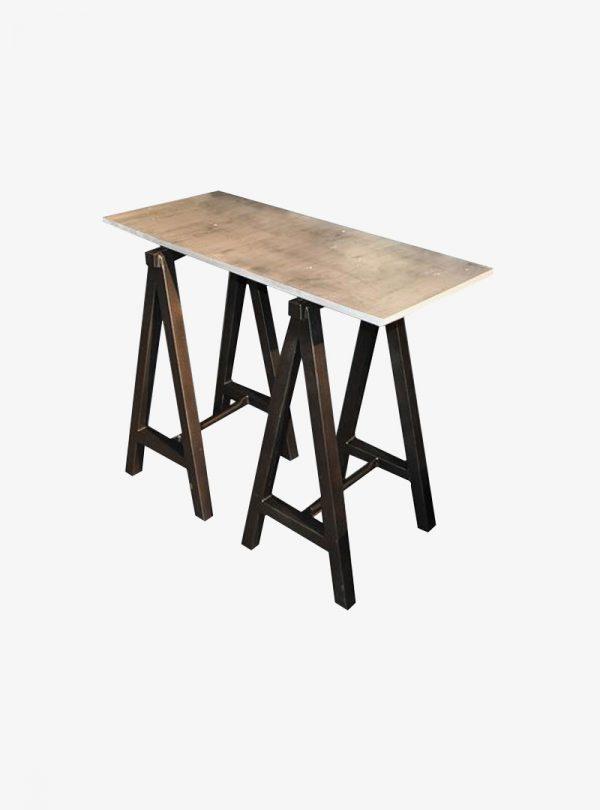 Loft stílusú asztal