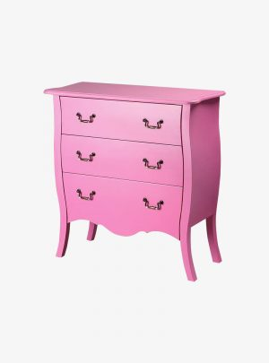 Pink komód