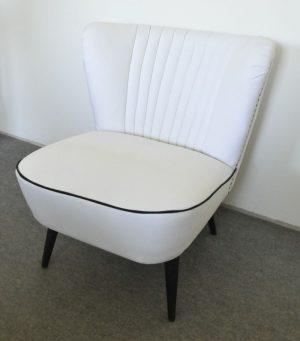 Retro vintage fotel