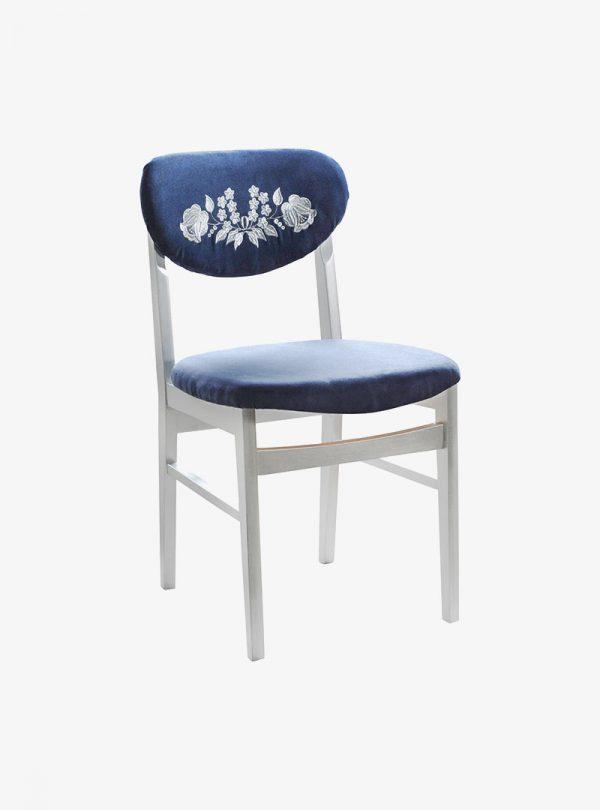 Kalocsai mintás szék